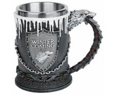 Game Of Thrones - House Stark - Boccale birra - Unisex - multicolore