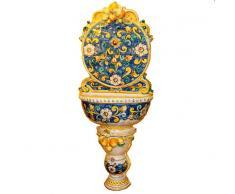 Ceramiche Caltagirone Fontana in ceramica