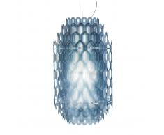 SLamP Lampada a sospensione di design Chantal LED, blu