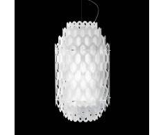 SLamP Lampada a sospensione di design Chantal LED bianca