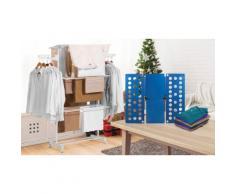 Pack stendibiancheria e piega maglie: Stendibiancheria Maxi Compact e Piega magliette