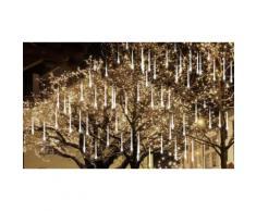 Luci di Natale led a forma di gocce: 50 cm / 1x