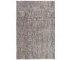 Nain Trading Tappeto Tessuto a Mano Design Kilim Rainbow 351x249 Grigio Scuro/Beige (Lana, India)