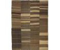 Nain Trading Tappeto Orientale Kilim Design Exklusiv 362x270 Marrone Scuro (Persia/Iran, Lana, Tessuto a mano)