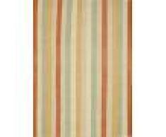 Nain Trading Tappeto Orientale Kilim Fars Design 282x207 Beige/Arancione (Lana, Persia/Iran, Tessuto a mano)