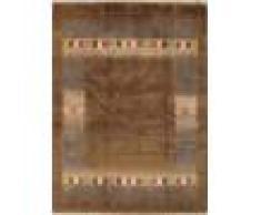 Nain Trading Tappeto Persia Gabbeh Loribaft 200x148 Moderna/Design Marrone (Annodato a mano, Lana, Persia/Iran)