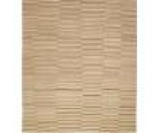 Nain Trading Tappeto Tessuto a Mano Kilim Fars Design 344x305 Beige (Lana, Persia/Iran)