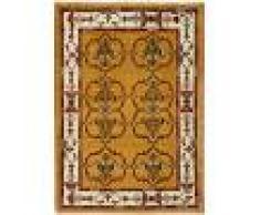 Nain Trading Tappeto Persia Gabbeh Loribaft 156x110 Moderna/Design Beige/Marrone (Annodato a mano, Lana, Persia/Iran)