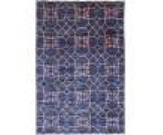 Nain Trading Tappeto Design Ziegler 302x204 Moderna/Design Grigio Scuro/Blu Scuro (Annodato a mano, Lana, Afghanistan)
