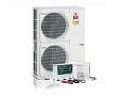 Mitsubishi Pompa Di Calore Aria-Acqua Mitsubishi Electric Monoblocco Packaged Puhz-Hw112yha2 (Trifase 400v)