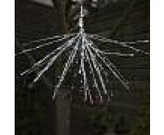 Kaemingk Luci natalizie STELLA POLARE bianca a LED 70cm