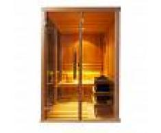 Oceanic Cabina sauna finladese Oceanic Serie Vision – V3030 (4-5 posti)