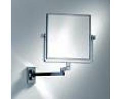 Decor Walther Moderno specchio cosmetico da parete EDGE