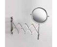 Decor Walther Specchio cosmetico da parete PRICK, 5x