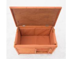Isolamento cuccia Trixie Natura Classic tetto piatto - L 92 x P 54 x H 53 cm per Tg. M-L