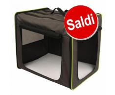 Trasportino First Class Basic per cani - XL: L 96,5 x P 66 x H 73,5 cm