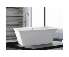 Vasca Da Bagno Freestanding Rettangolare : Vasca da bagno rettangolare acquista vasche da bagno