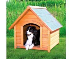 Trixie Casetta Natura con tetto spiovente cuccia per cani L96xP112xH105cm