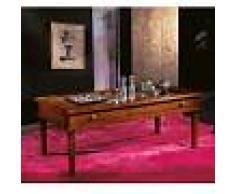 ART 1027 Tavolino bacheca con cassetto