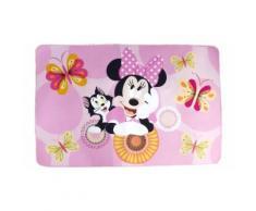 Tappeto antiscivolo Disney: Minnie e gatto