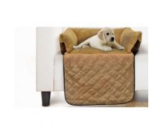 Cuccia per cani : Poltroncina allungabile / Beige