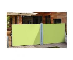Tenda parasole laterale: Verde lime / 180 x 600 cm