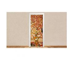Decorazione artistica per porte: Albero