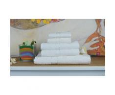 Set di asciugamani: Bianco / 5