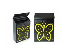 Cassetta della posta: Farfalla