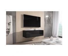Mobile TV Ecom: Nero / 200 cm (2 x 100 cm)