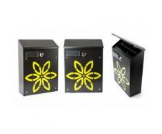 Cassetta della posta: Fiore