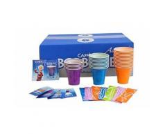 : 3 kit accessori caffè Borbone