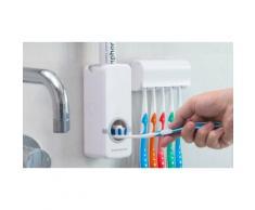 :4 dispenser con porta spazzolini