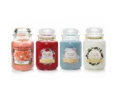 4 candele grandi Yankee Candle: Set 3