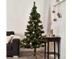 Best Season Albero di Natale LED 210 cm