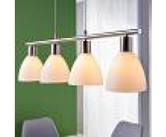 Lampenwelt.com Simeon - lampada per sala da pranzo regolabile