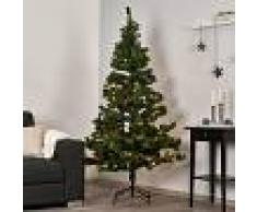 Best Season Albero di Natale da 180cm con 180 LED