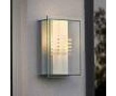 Konstmide Lampada a muro da est. a risparmio energetico SOL