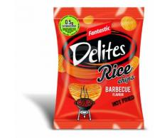 Fantastic Foods Delites Rice Chips Gusto Barbecue 50g