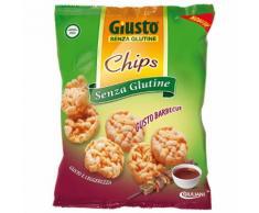 Giusto Chips Gusto Barbecue Senza Glutine 30g