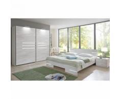 Camera Da Letto Rovere Bianco : Camera da letto completa » acquista camere da letto complete online