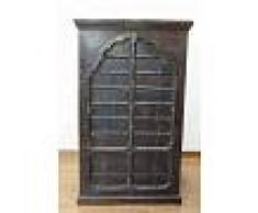 Armadio in legno riciclato - laccato 91x62x152 SPECIAL #104