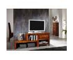 Mobile TV molto in legno sheesham - verniciato 150x45x60 METRO LIFE #116