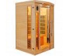 saune Sauna a raggi infrarossi da casa 2 persone Timo