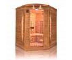 saune Sauna infrarossi al Quarzo e Magnesio Angolare Spectra