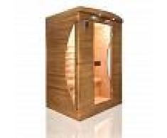 saune Sauna ad infrarossi al Quarzo e Magnesio 2 posti Spectra