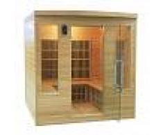 saune Sauna a infrarossi Timo Club 185 x 185