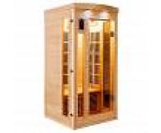 saune Sauna infrarossi 1 posto Timo Full Optional