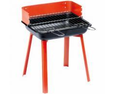 Grillchef Barbecue da Campeggio PortaGo 33x26 cm Rosso 11526