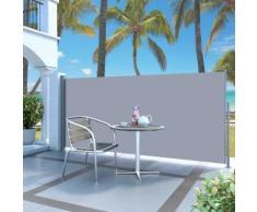 vidaXL Tenda da Sole Laterale Retrattile 140 x 300 cm Crema